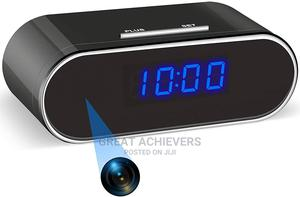 HD Spy Wifi Clock Camera | Security & Surveillance for sale in Lagos State, Ikeja