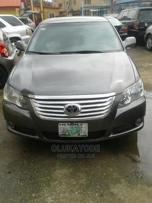 Toyota Avalon 2007 Touring Gray | Cars for sale in Lagos State, Ifako-Ijaiye