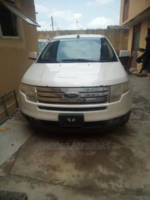 Ford Edge 2010 White | Cars for sale in Oyo State, Egbeda