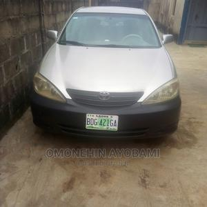 Toyota Camry 2003 Silver | Cars for sale in Lagos State, Ipaja