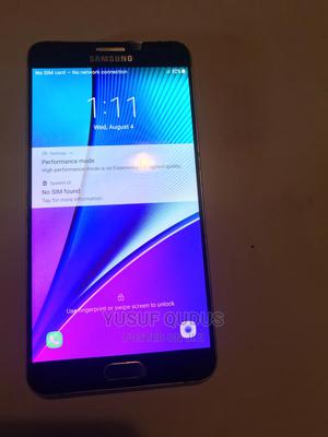 Samsung Galaxy Note 5 32 GB Black | Mobile Phones for sale in Lagos State, Isolo
