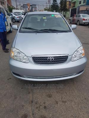 Toyota Corolla 2006 1.6 VVT-i Silver   Cars for sale in Lagos State, Ikeja