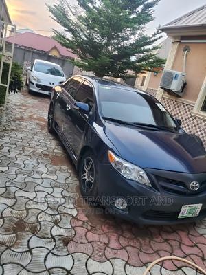 Toyota Corolla 2012 Blue   Cars for sale in Abuja (FCT) State, Gwarinpa