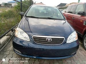 Toyota Corolla 2007 CE Blue   Cars for sale in Lagos State, Ajah