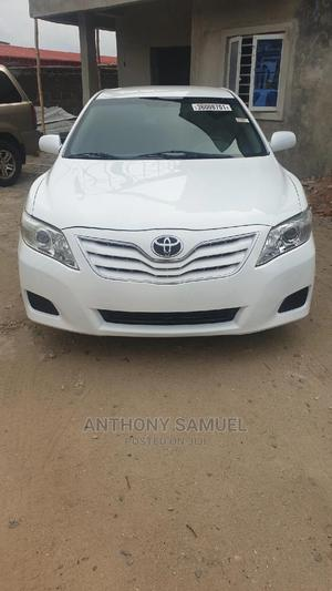 Toyota Camry 2010 White | Cars for sale in Lagos State, Alimosho