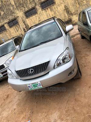 Lexus RX 2005 330 4WD Silver   Cars for sale in Edo State, Benin City