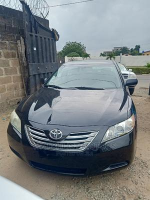 Toyota Camry 2008 Hybrid Black | Cars for sale in Lagos State, Ikeja