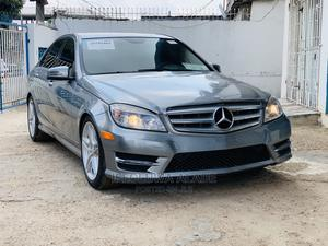 Mercedes-Benz C300 2012 Gray   Cars for sale in Lagos State, Shomolu
