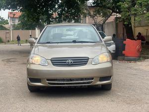 Toyota Corolla 2004 LE Gold   Cars for sale in Lagos State, Ogba