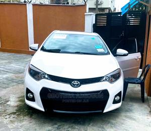 Toyota Corolla 2015 White   Cars for sale in Lagos State, Magodo