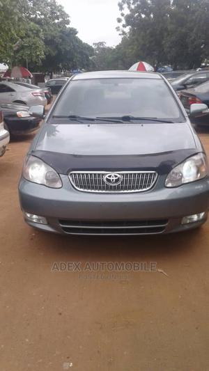 Toyota Corolla 2004 1.4 D Automatic Gray   Cars for sale in Lagos State, Ikeja