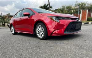 Toyota Corolla 2020 LE Red   Cars for sale in Lagos State, Magodo
