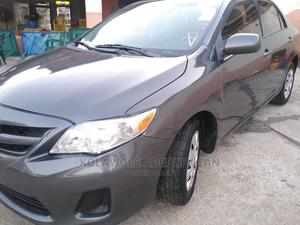 Toyota Corolla 2011 Gray   Cars for sale in Lagos State, Surulere