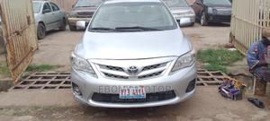 Toyota Corolla 2013 Silver   Cars for sale in Lagos State, Ifako-Ijaiye