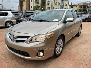 Toyota Corolla 2009 Gold   Cars for sale in Lagos State, Ikeja
