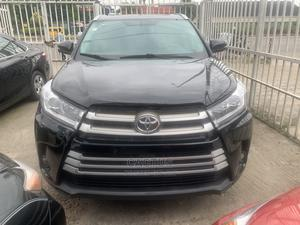 Toyota Highlander 2014 Black   Cars for sale in Lagos State, Surulere