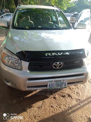 Toyota RAV4 2008 Limited V6 4x4 Silver   Cars for sale in Abuja (FCT) State, Garki 2