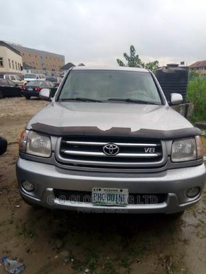 Toyota Sequoia 2003 Gray | Cars for sale in Rivers State, Port-Harcourt