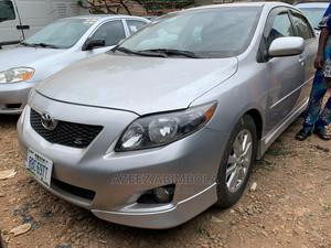Toyota Corolla 2010 Silver   Cars for sale in Oyo State, Oluyole
