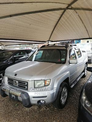 Honda Ridgeline 2008 RTL Silver   Cars for sale in Abuja (FCT) State, Apo District