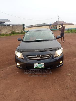 Toyota Corolla 2009 1.8 Advanced Blue | Cars for sale in Oyo State, Ibadan