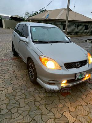 Toyota Matrix 2003 Silver | Cars for sale in Osun State, Osogbo