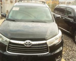 Toyota Highlander 2015 Black   Cars for sale in Lagos State, Isolo