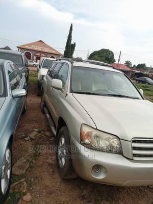 Toyota Highlander 2003 Gold   Cars for sale in Kaduna State, Kaduna / Kaduna State
