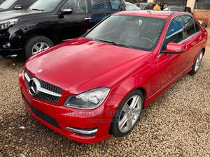 Mercedes-Benz C300 2011 Red   Cars for sale in Abuja (FCT) State, Kubwa