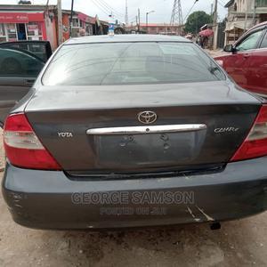 Toyota Camry 2006 2.4 GLi Automatic Gray | Cars for sale in Lagos State, Ifako-Ijaiye