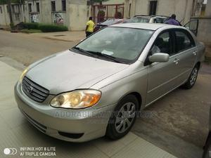 Toyota Corolla 2004 LE Silver   Cars for sale in Lagos State, Ifako-Ijaiye