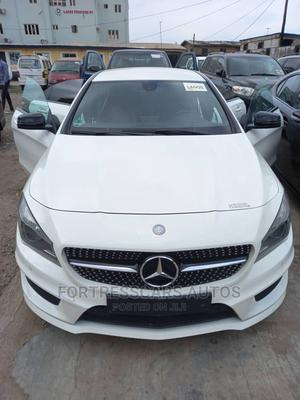 Mercedes-Benz CLA-Class 2014 White | Cars for sale in Lagos State, Ogba