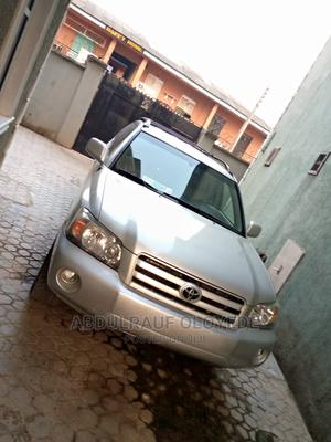 Toyota Highlander 2006 V6   Cars for sale in Lagos State, Abule Egba