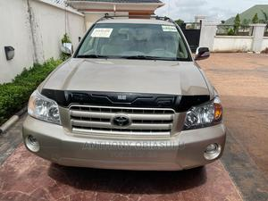 Toyota Highlander 2005 V6 Brown   Cars for sale in Abuja (FCT) State, Kubwa