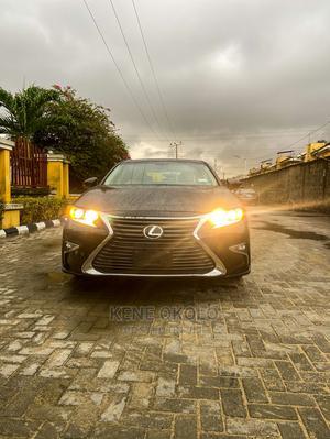 Lexus ES 2016 350 FWD Black | Cars for sale in Lagos State, Lekki