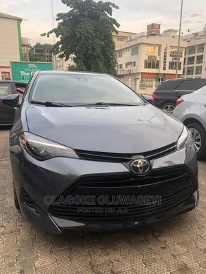 Toyota Corolla 2018 LE (1.8L 4cyl 2A) Gray | Cars for sale in Abuja (FCT) State, Lugbe District