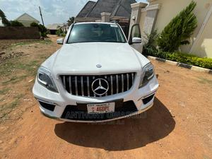 Mercedes-Benz GLK-Class 2014 350 4MATIC White | Cars for sale in Abuja (FCT) State, Kubwa