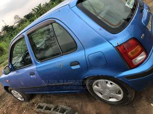 Nissan Micra 2007 1.4 Accenta Plus Blue | Cars for sale in Ogun State, Abeokuta South