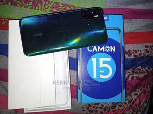 Tecno Camon 15 Air 64 GB Gray   Mobile Phones for sale in Lagos State, Ikorodu