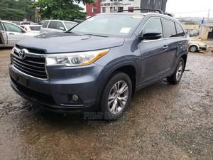Toyota Highlander 2014 Blue   Cars for sale in Lagos State, Magodo