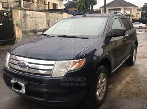Ford Edge 2010 Blue   Cars for sale in Lagos State, Lekki