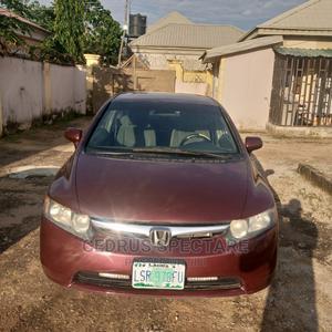 Honda Civic 2008 1.8i VTEC Automatic   Cars for sale in Abuja (FCT) State, Dei-Dei