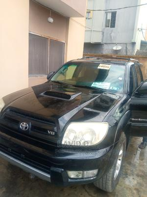 Toyota 4-Runner 2005 Limited V8 Black | Cars for sale in Lagos State, Isolo