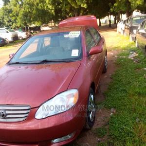 Toyota Corolla 2004 1.4 Red   Cars for sale in Kaduna State, Zaria