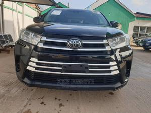 Toyota Highlander 2017 Black   Cars for sale in Lagos State, Ikotun/Igando
