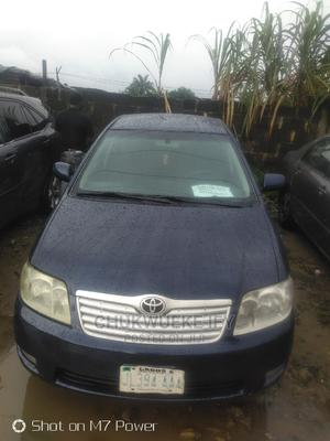 Toyota Corolla 2004 LE Blue | Cars for sale in Rivers State, Obio-Akpor