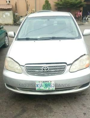Toyota Corolla 2008 1.6 VVT-i Silver | Cars for sale in Lagos State, Ikeja