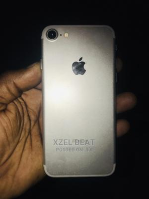 Apple iPhone 7 128 GB Silver | Mobile Phones for sale in Lagos State, Ojo