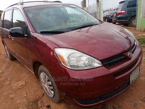 Toyota Sienna 2006 Red | Cars for sale in Lagos State, Agege