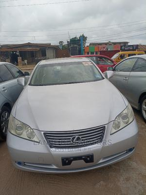 Lexus ES 2008 350 Silver | Cars for sale in Lagos State, Ikotun/Igando